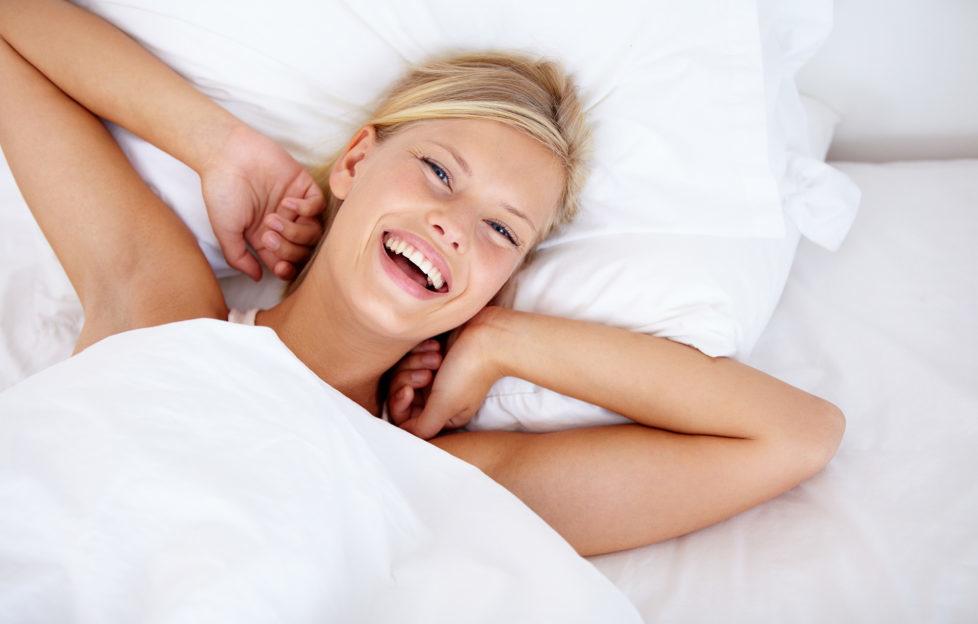 waking up model