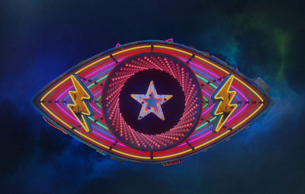Celebrity Big Brother Logo Summer 2018