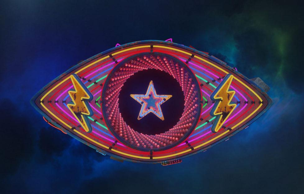 Celebrity Big Brother Logo Summer 2018