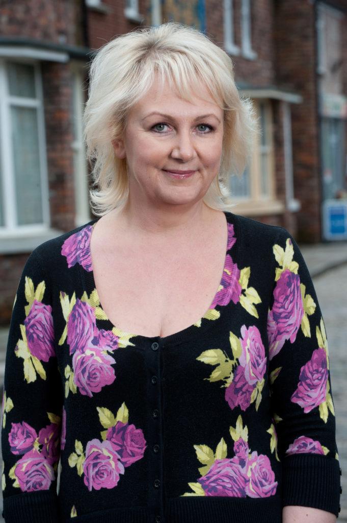 Eileen from Coronation Street