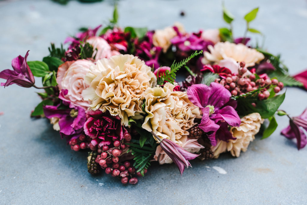 final flower crown