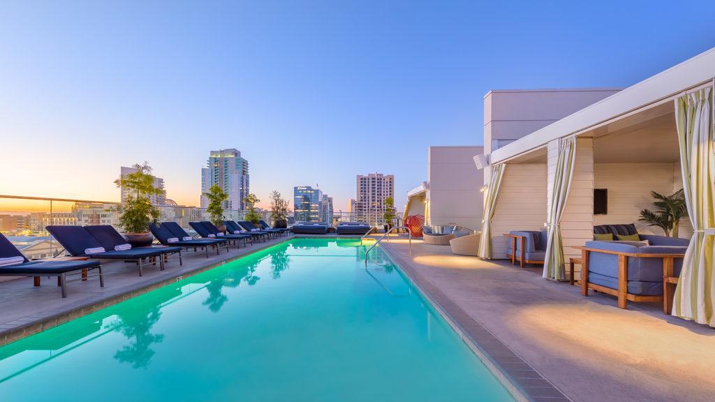 Andaz San Diego pool