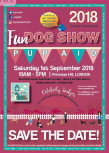 Poster for PupAid