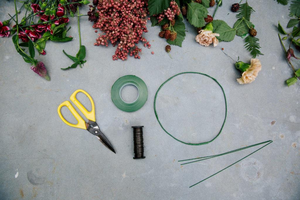 flower fixings