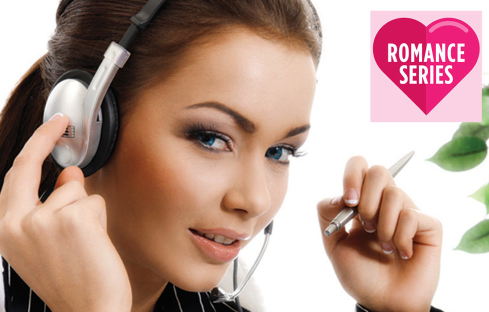 Lady with headset on Pic: Thinkstock, James Dewar