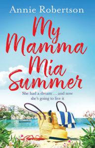 My Mamma Mia Summer book cover