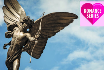 Eros statue Pic: Rex/Shutterstock