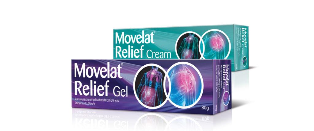 Movelat Gels