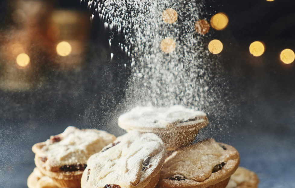Palm Oil free Mince Pies from Iceland