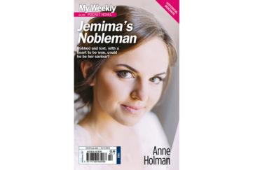 Cover of Pocket Novel 1963 Jemima's Nobleman