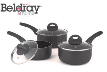 Beldray at home pot set