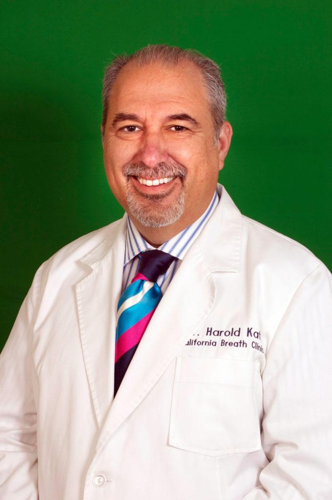 Dr Harold Katz