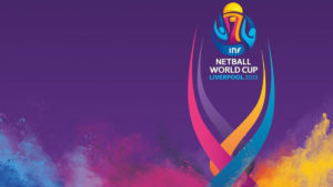 Logo of Netball World Cup Liverpool 2019