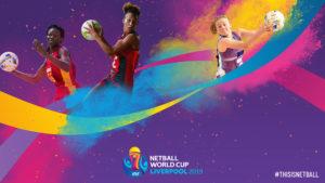 Netball World Cup logo