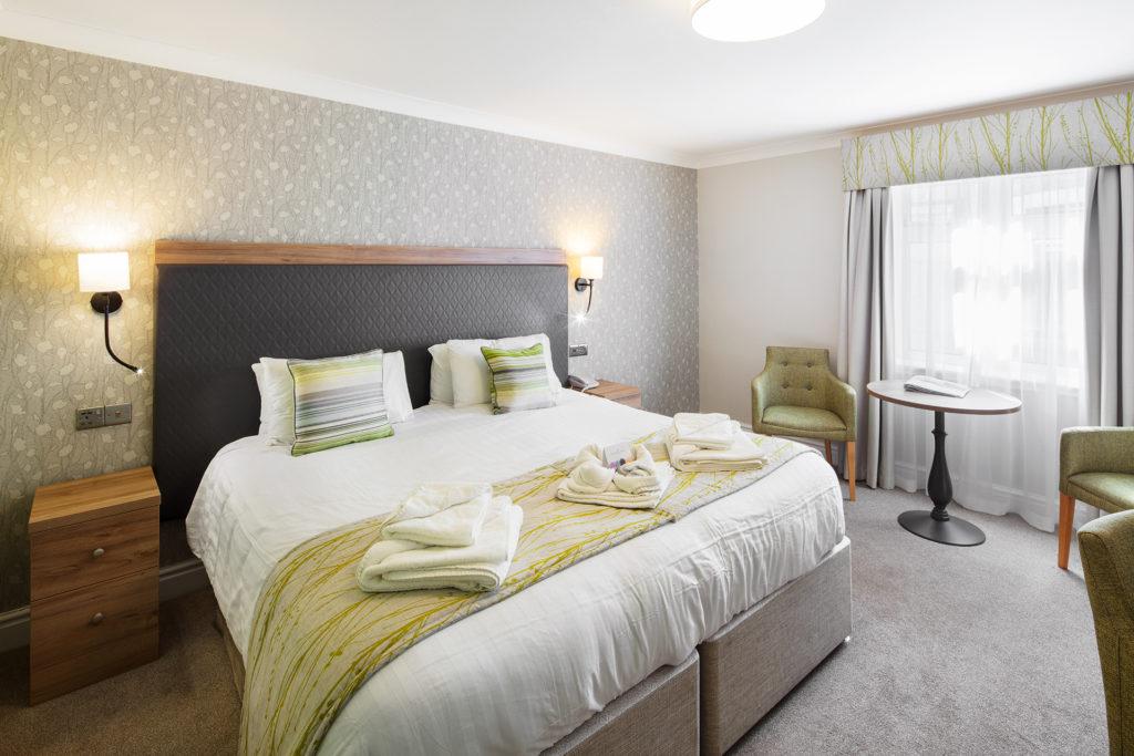 Standard room at Bodelwyddan