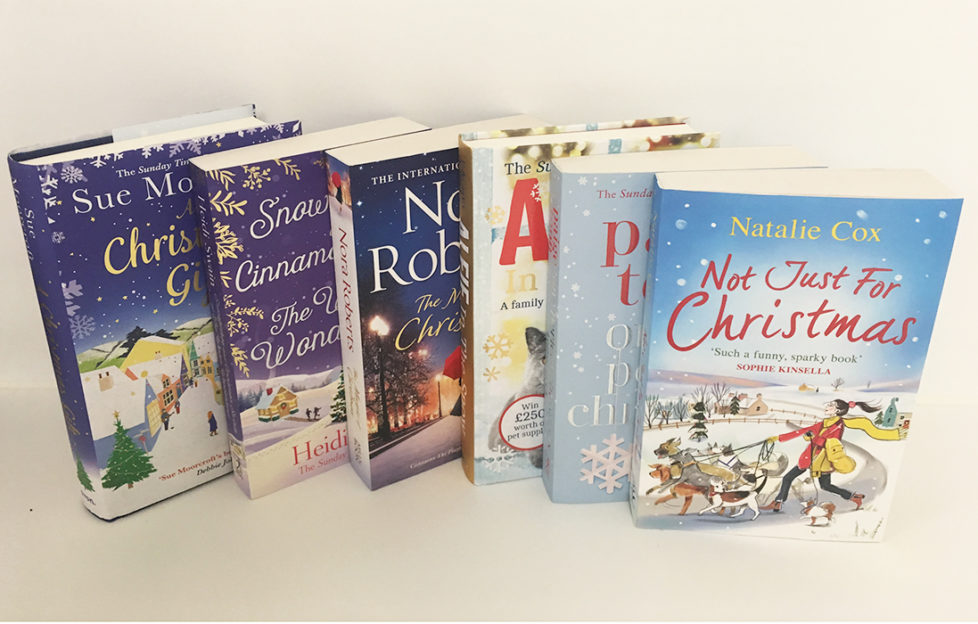 6 romantic Christmas books