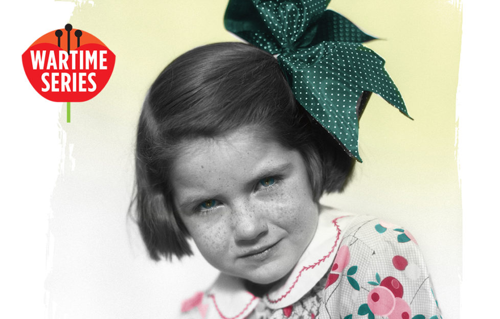 Little girl with big bow in her hair Illustration: Getty Images, Mandy Dixon
