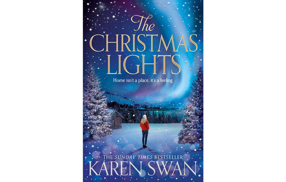 Christmas Lights book cover