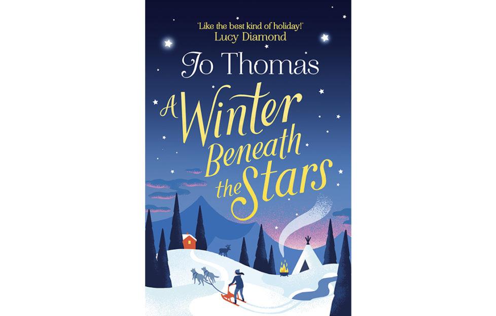 A Winter Beneath The Stars book cover