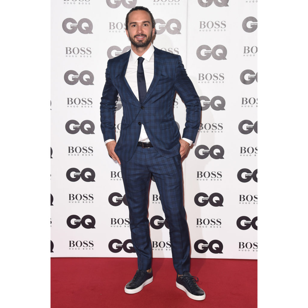 Fitness guru Joe Wicks