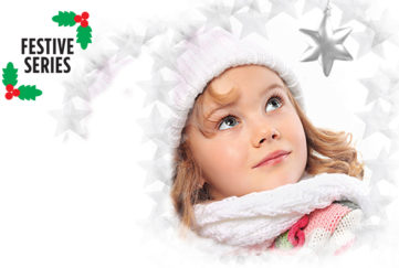 Little girl looking to the stars Illustration: Rikki O'Neil, Rex/Shutterstock