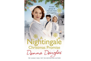 A Nightingale Christmas Promise book cover