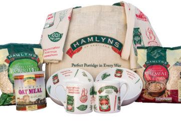 Porridge hamper prize