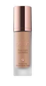 delilah's Pure Light Liquid Radiance, £32