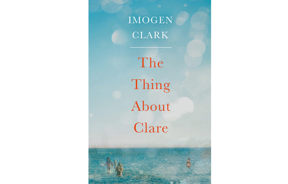 The Thing About Clare book cover