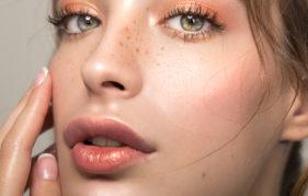 Radiant skin make-up look Pic: Istockphoto