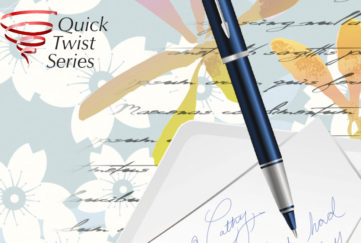 Illustration of a pen and letter Illustration: Thinkstock, Mandy Dixon