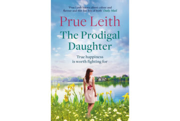 Front cover of Prue Leith's The Prodigal Daughter