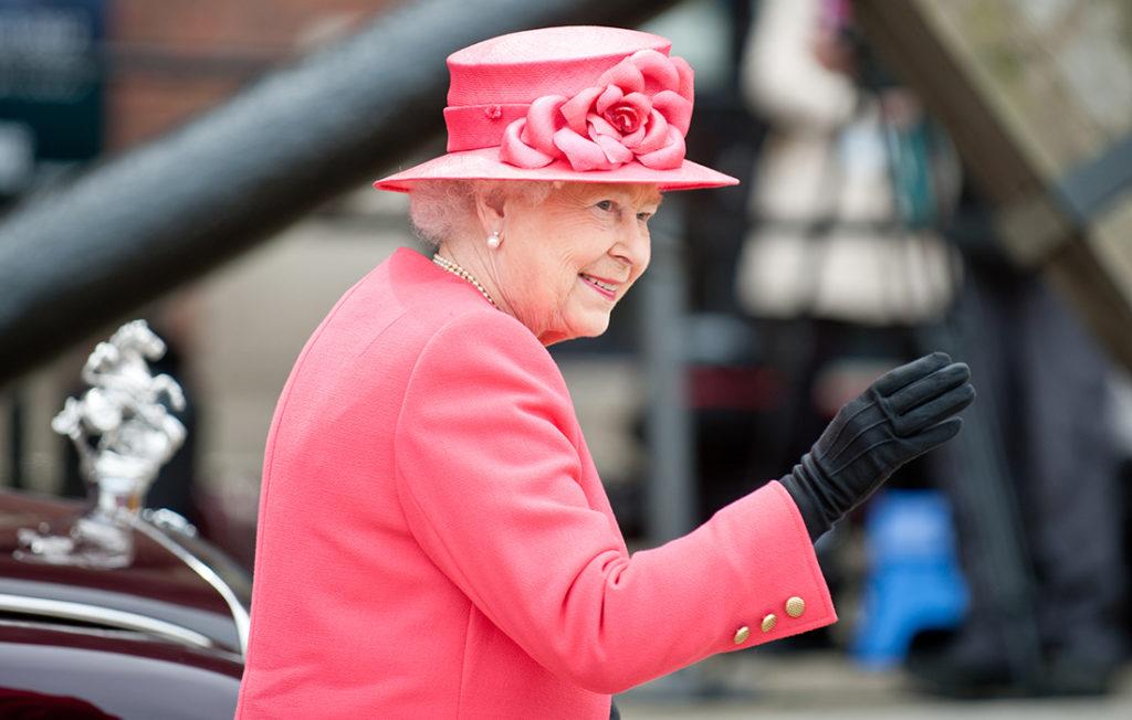 The Queen Pic: Rex/Shutterstock