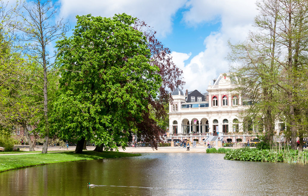 Vondelpark Amsterdam Pic: Istockphoto