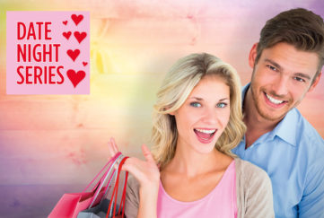 A couple with shopping bags Illustration: Rex/Shutterstock
