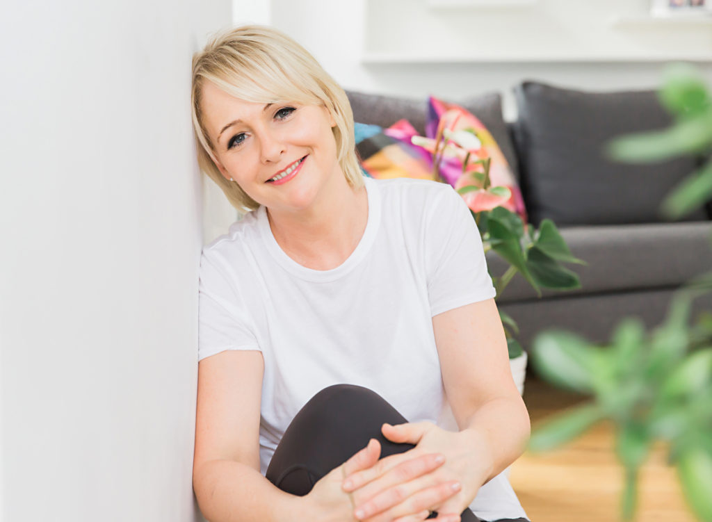 Jane Dowling, personal trainer and blogger