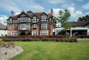 Warner's Alvaston Hall Hotel, Nantwich