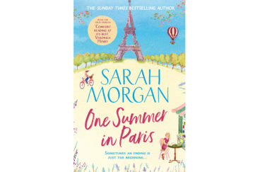 One Summer In Paris book cover