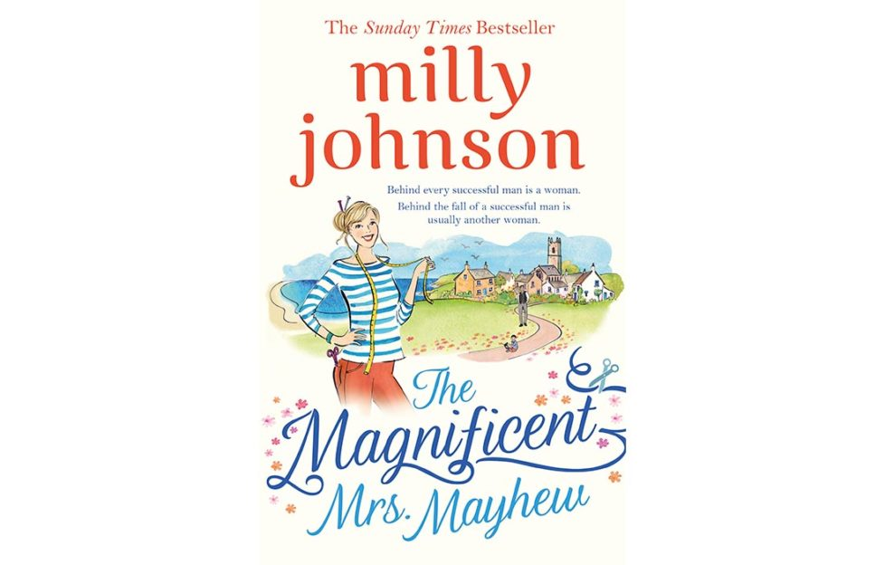 Cover of The Magnificent Mrs. Mayhew
