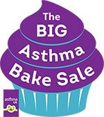 The Big Asthma Bake Sale logo