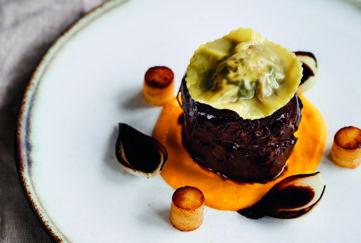Braised beef and ravioli recipe