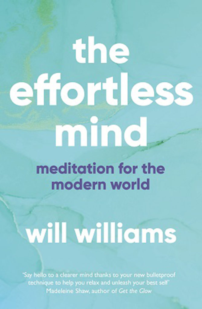 Book cover of The Effortless Mind