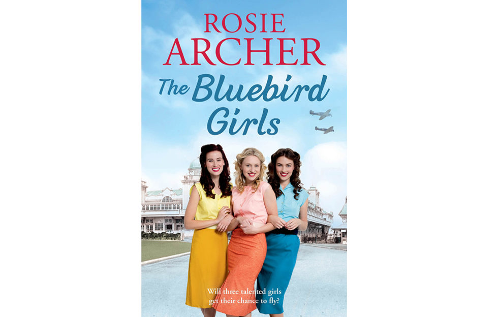 The Bluebird Girls book cover