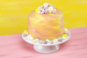 Finished Easter Cake Pic: StuartMacGregor
