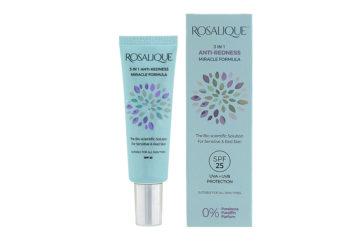 Rosalique 3 in 1 cream