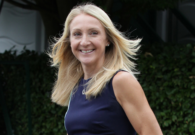 Paula Radcliffe Pic: Rex/Shutterstock