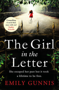 The Girl In The Letter book cover