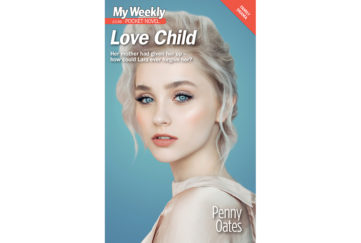 Cover of My Weekly Pocket Novel Love Child