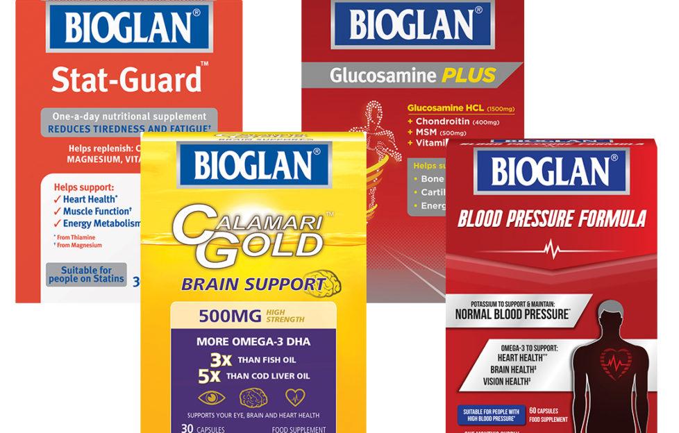 4 Bioglan supplements