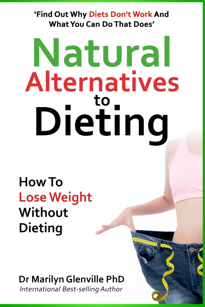 Book cover of Natural Alternatives to Dieting